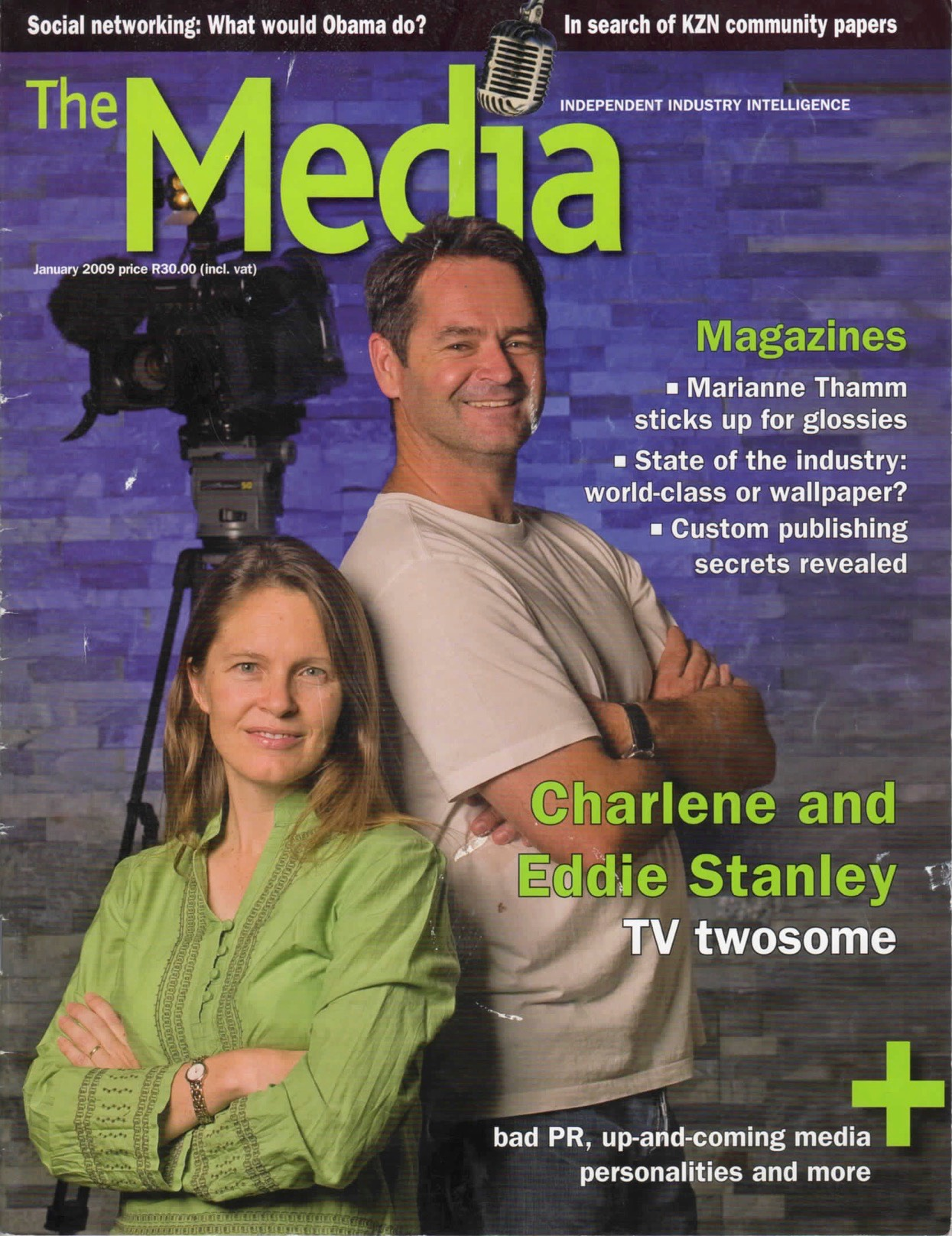 The Media fp